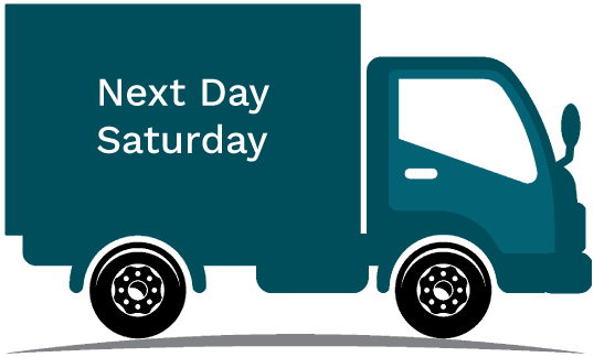 Next Day Saturday Delivery
