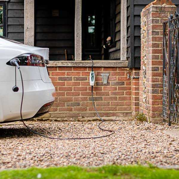 Mobile Electric Vehicle Charging | Mode 2