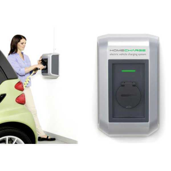 Electric Vehicle Home & Office Wall Charger