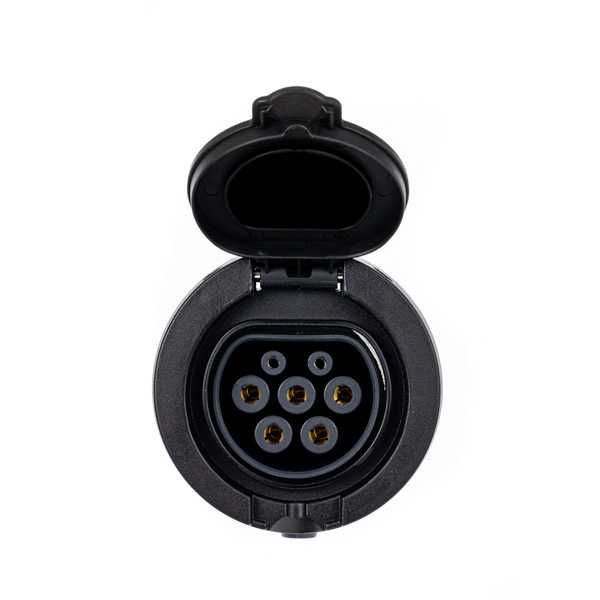 Premium Type 2 32A  | 250V/415V | Female Socket Outlet